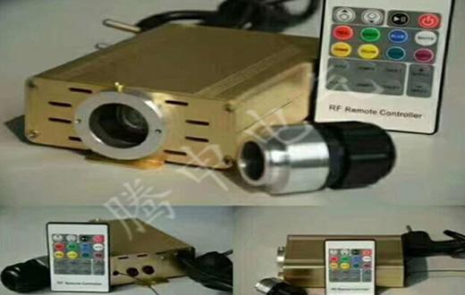 双头光纤机