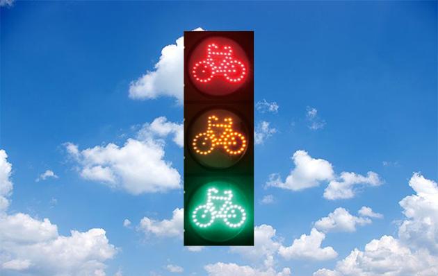 非机车信号灯