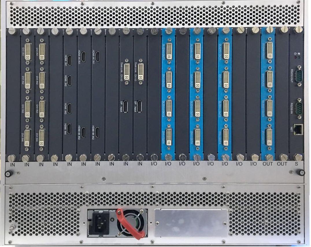 多屏幕拼接处理器