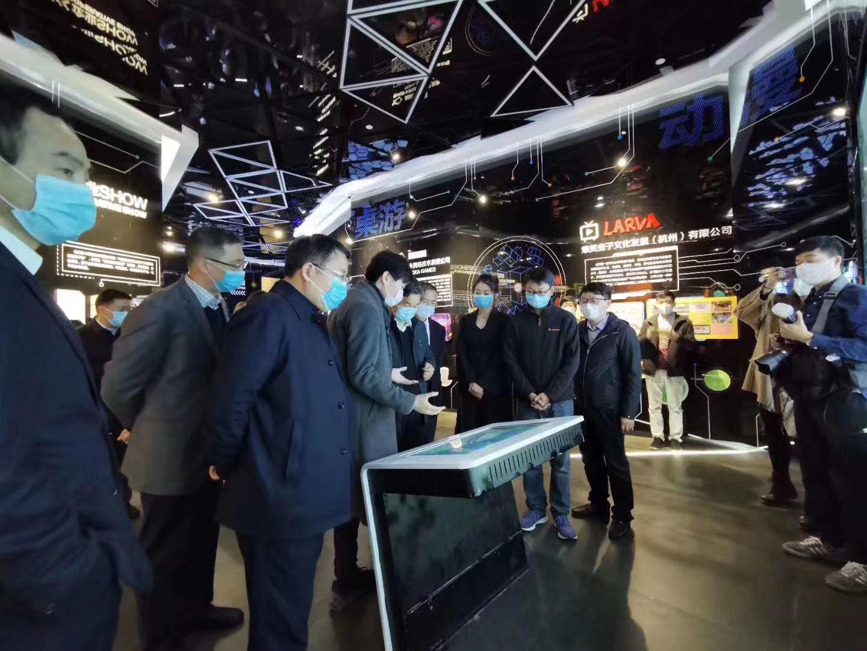 良渚数字文化社区展厅采用睿观博光纤收发器来传输高品质视频画面