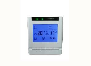 无线智能中央空调风机盘管控制器