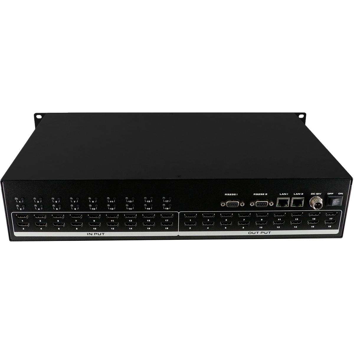 MHD-1818H HDMI高清矩阵