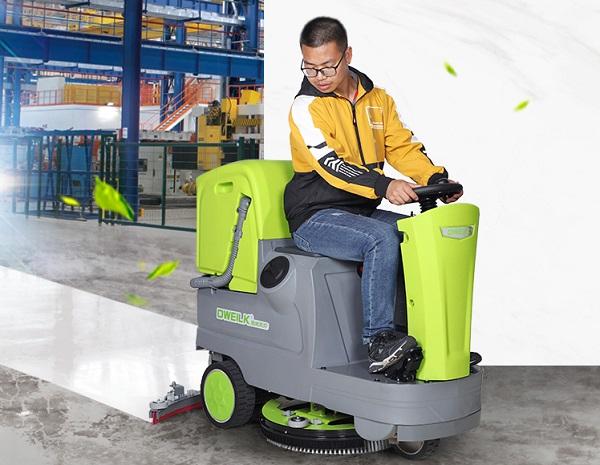 这样选洗地机,会让你的地面清洁更干净!