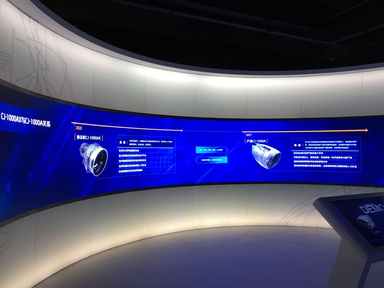 中国商飞民用飞机试飞中心采用睿观博MHD系列融合处理器和网传