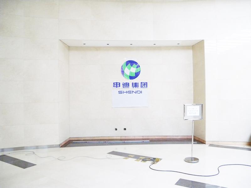 上海迪士尼总部会议厅使用了睿观博多格式高清混合矩阵