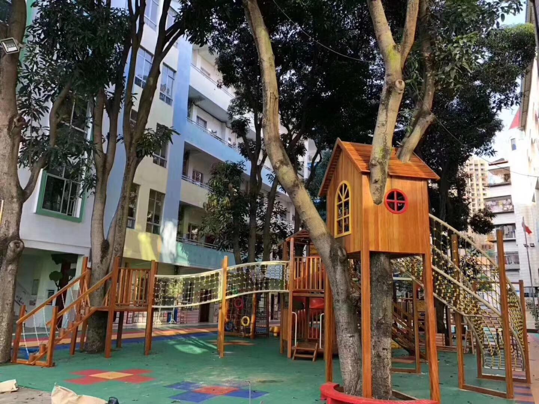 景观游乐定制款树屋