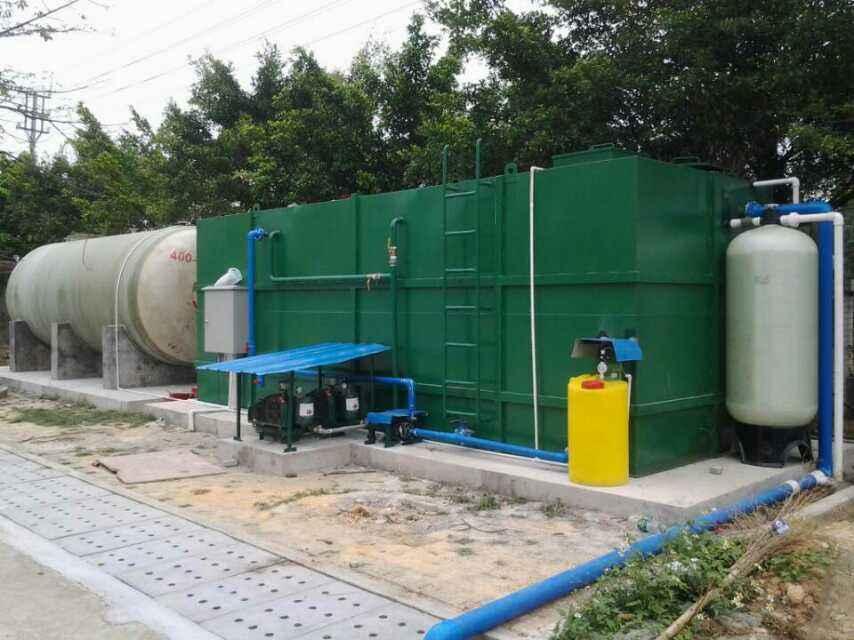 学校污水处理设备