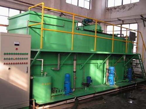 喷漆废水处理设备