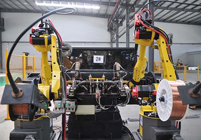 R-OiB 机器人工作站