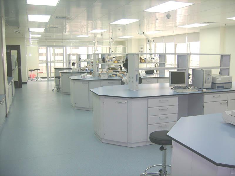 水質檢測中心設計方案(一)