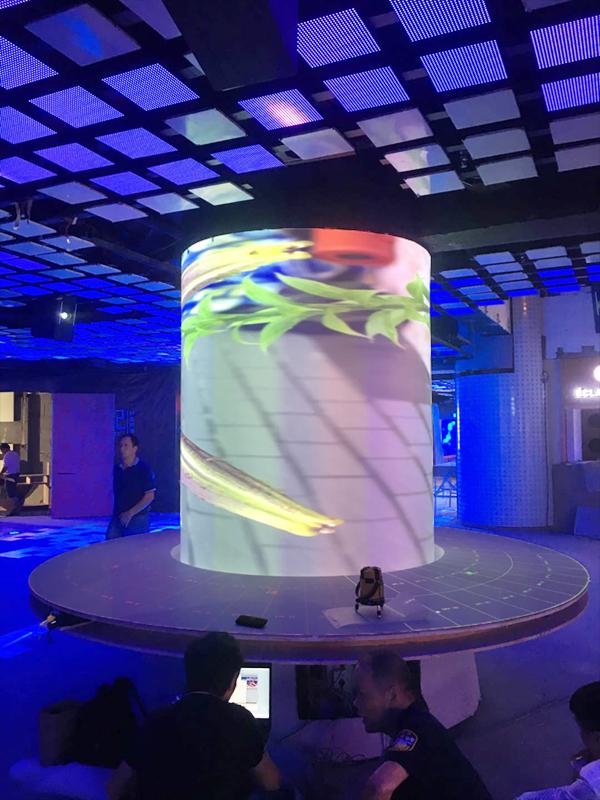 杭州工联大厦采用观博光纤收发器来传输高品质视频画面