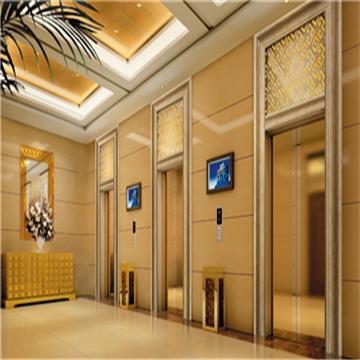 黄钛不锈钢电梯门套