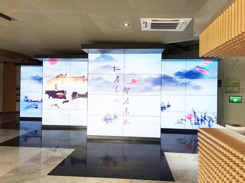 下渚湖湿地保护区采用睿观博网线传输延长器