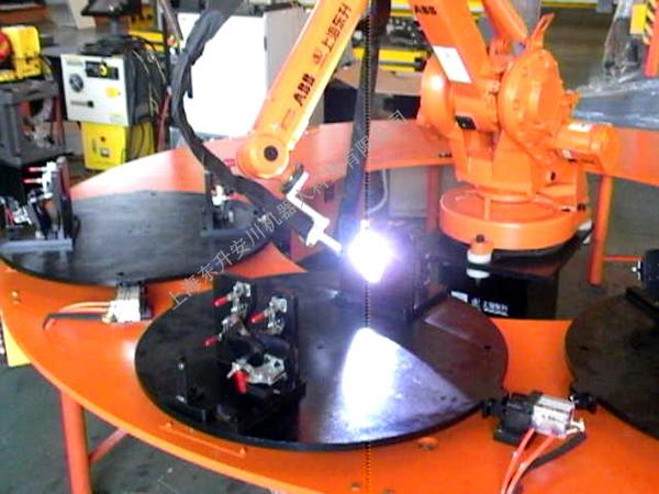 机器人氩弧焊滤油器