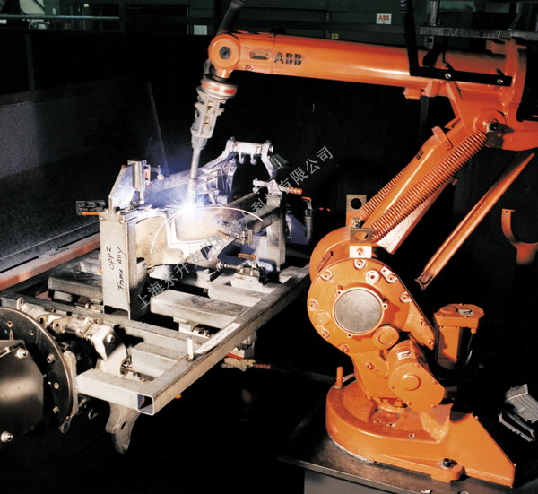 机器人气保焊