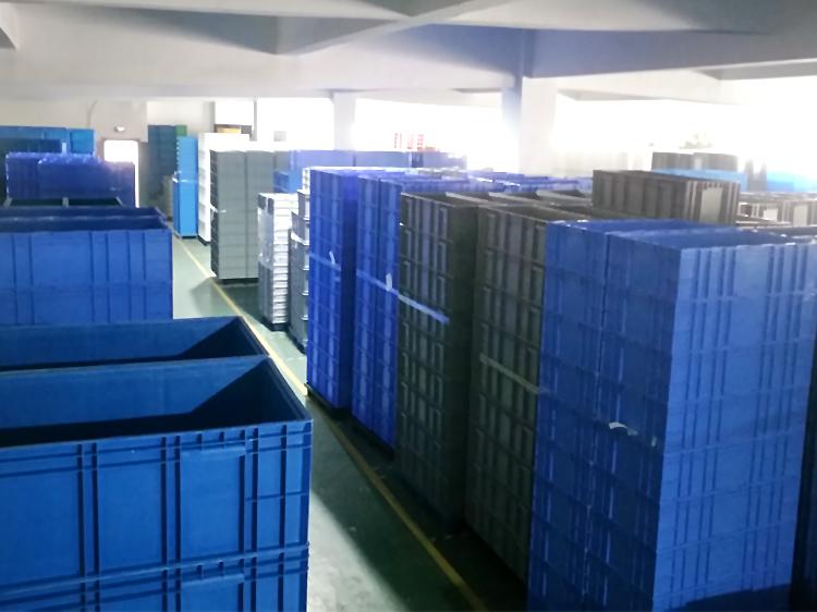 塑料物流箱在不同行业的应用
