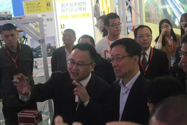 """""""工业乐高""""UIROBOT参展第五届上交会CSITF大事记"""