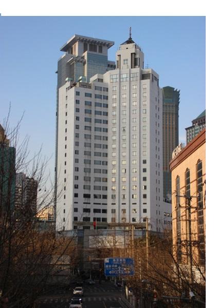 上海党派大厦电能管理系统