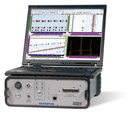 TomoScan Focus LT探伤仪
