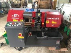 GW4028B剪刀式锯床