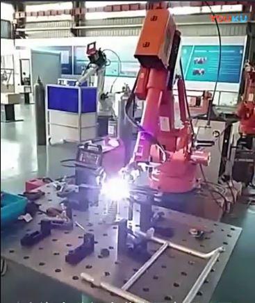 机器人氩弧焊案例