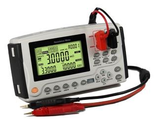 QJ84E手持式低电阻测试仪
