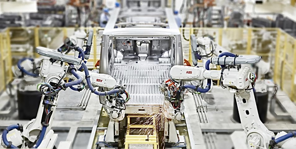 焊接机器人有哪些优点?