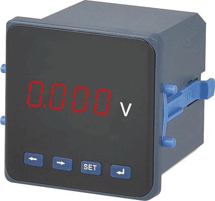 P□5051单相电压表
