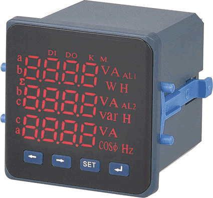 PD5051多功能监控仪表-数码管