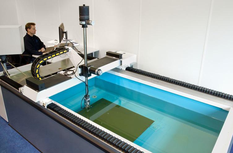 复合材料自动检测方案
