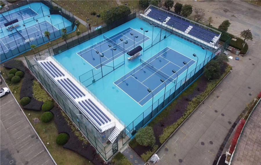 网球场解决方案