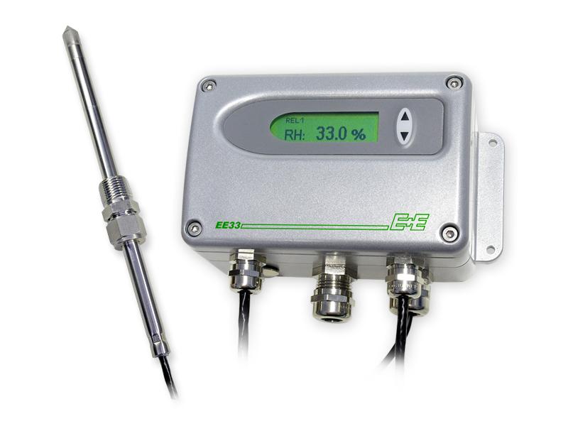 奥地利E+E益加义EE310/EE23温湿度变送器EE33高温湿度传感器EE300Ex/EE100Ex本安防爆变送器