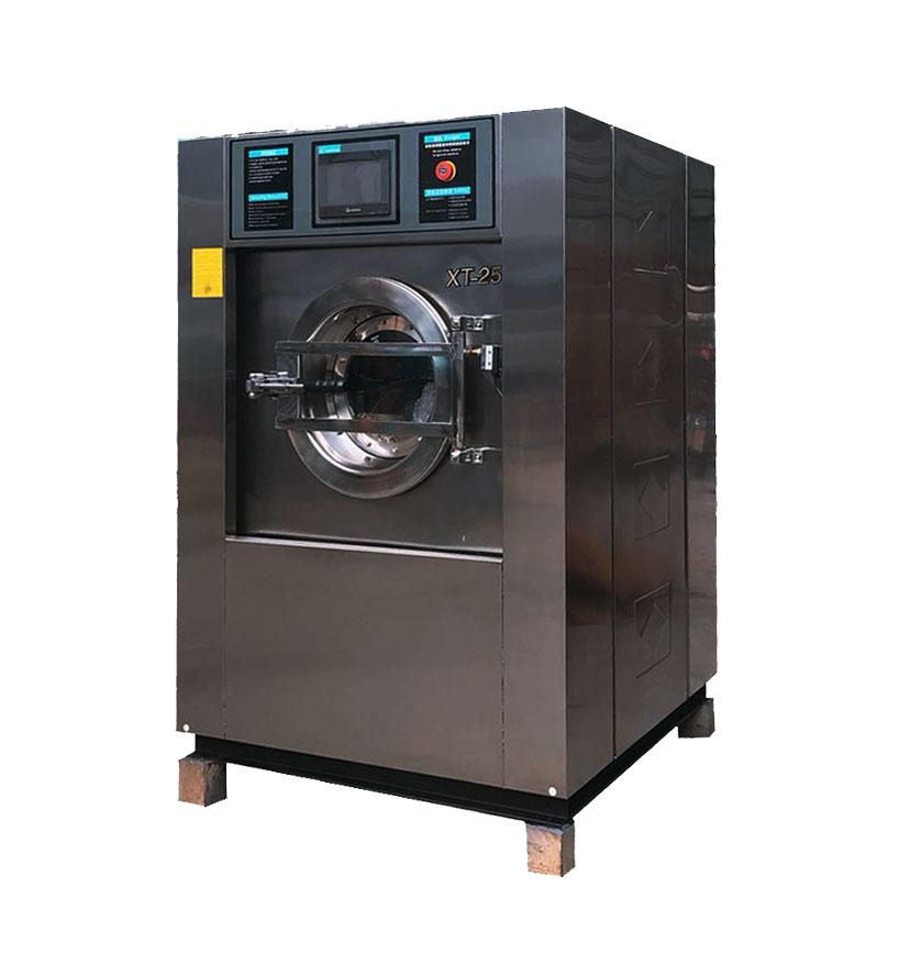 25kg全自动洗脱机