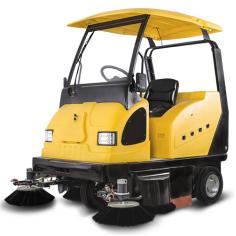 四轮纯电动扫地车QX-DD800SLJ