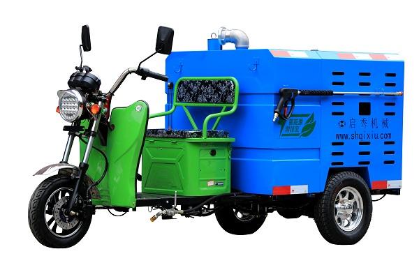 三轮高压冲洗车QX-350L