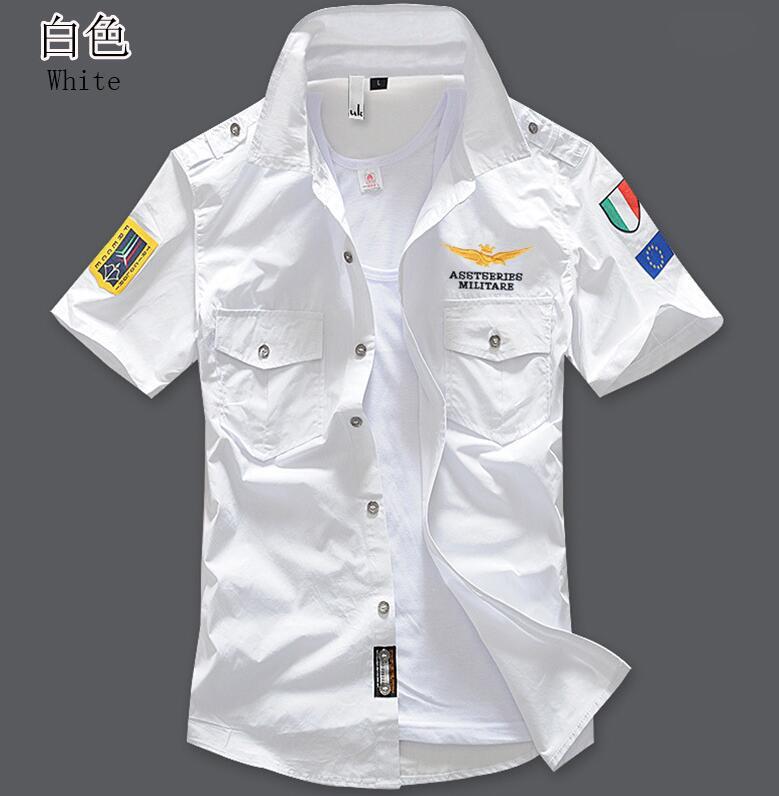 空军一号纯棉衬衫