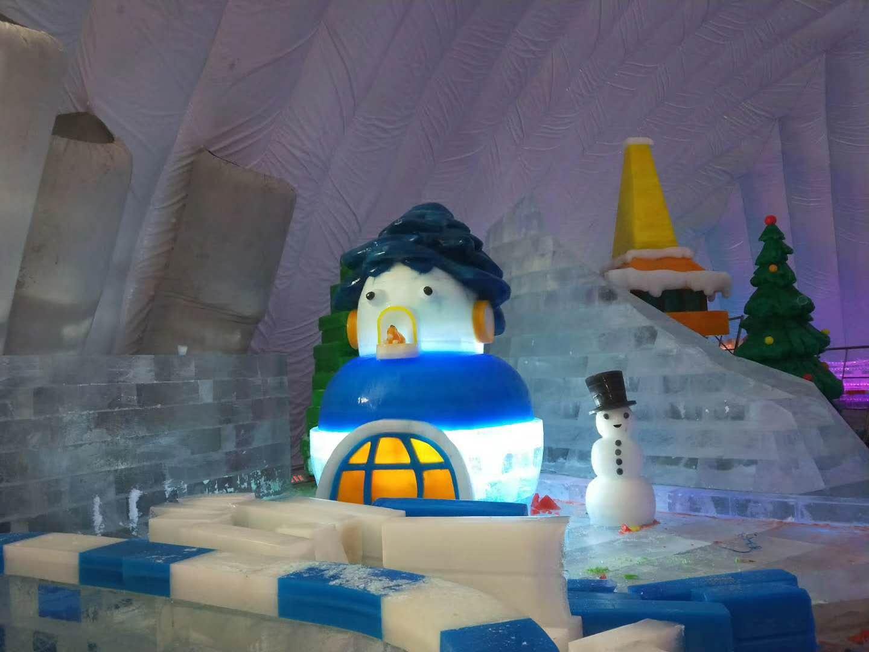 冰雕展设计