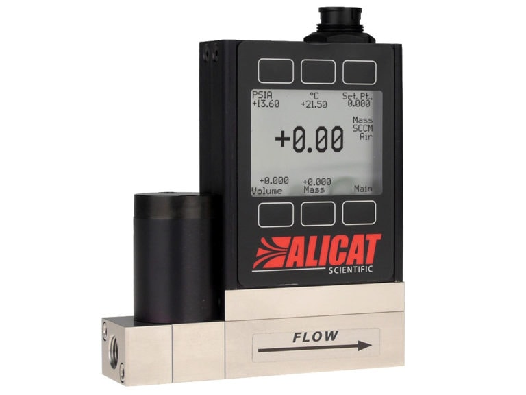 美国Alicat艾里卡特MC/MCR/MCV/MCRW/MCR/P气体质量流量控制器MCS/MCRS耐腐蚀气体流量控制器