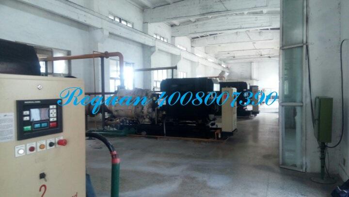 上海特波电机有限公司选用热全空压机余热回收热水工程