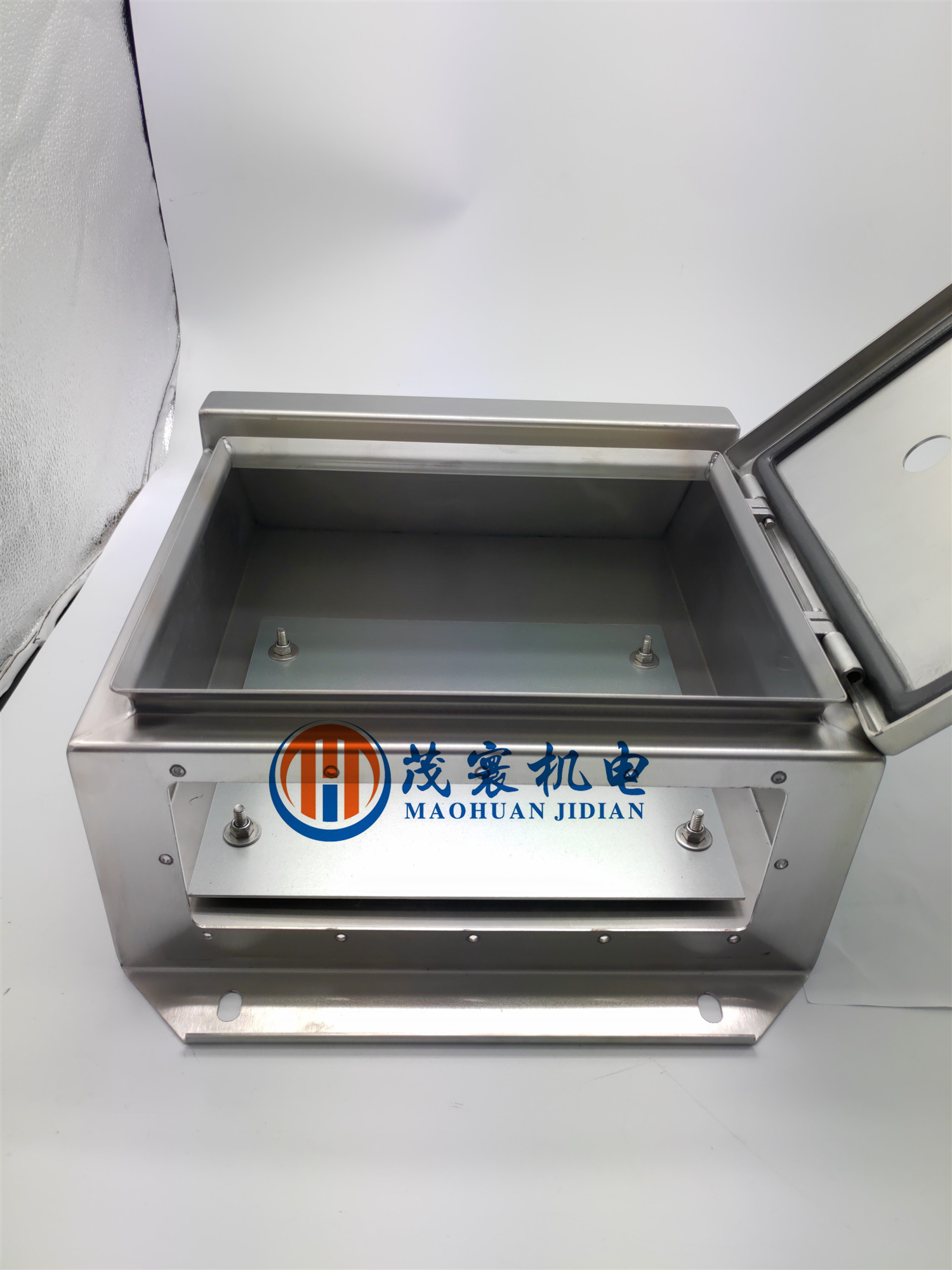 防雨型316L不锈钢配电箱  一体式配电箱  出口不锈钢配电箱  300*300*140 不锈钢配电箱