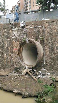 城市排污和工业废水流量监测