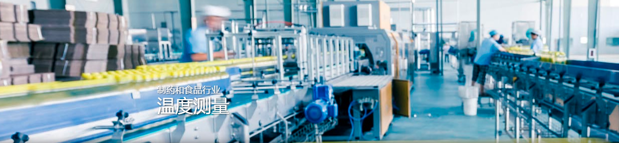 奥地利E+E益加义产品在食品制药行业应用