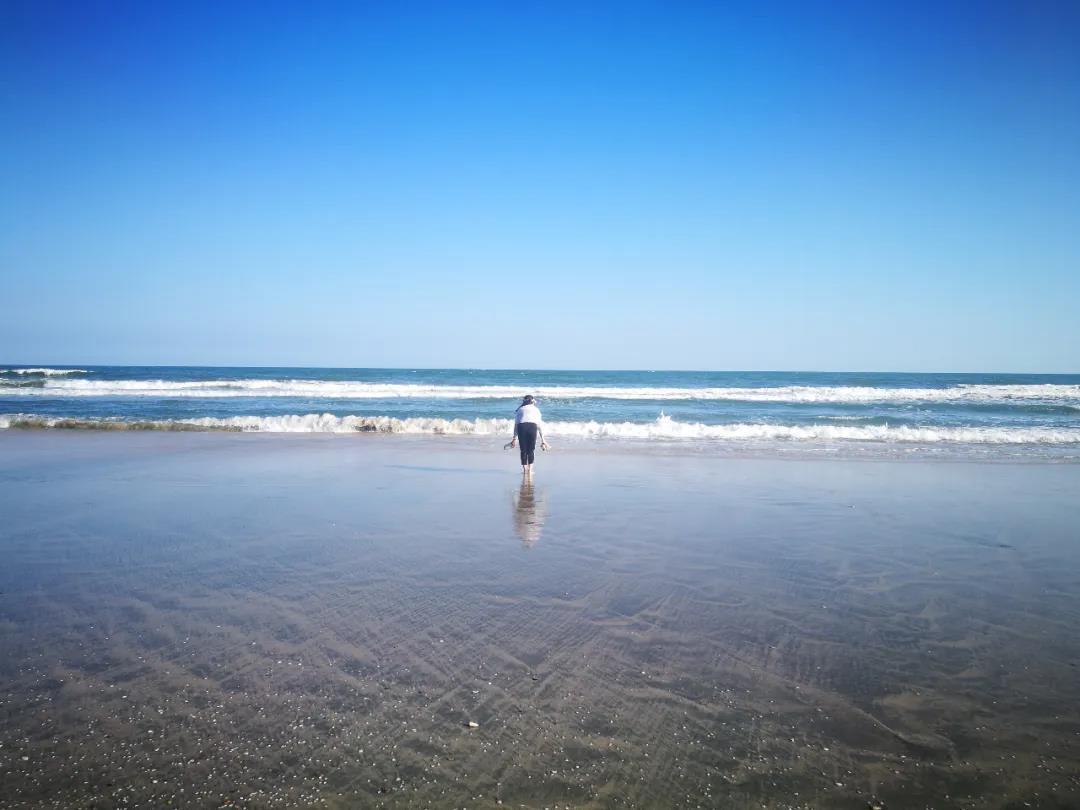 周日 | 徒步穿越醉美海岸线黑排角