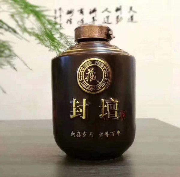 封坛 贵州黔辰酒