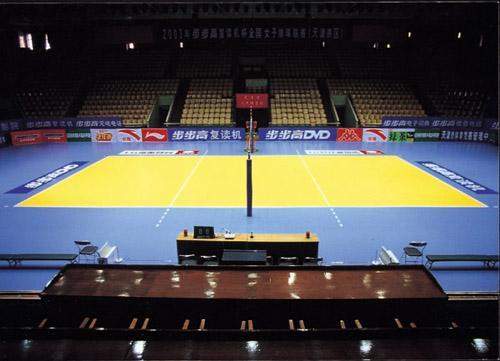 排球场、乒乓球场解决方案