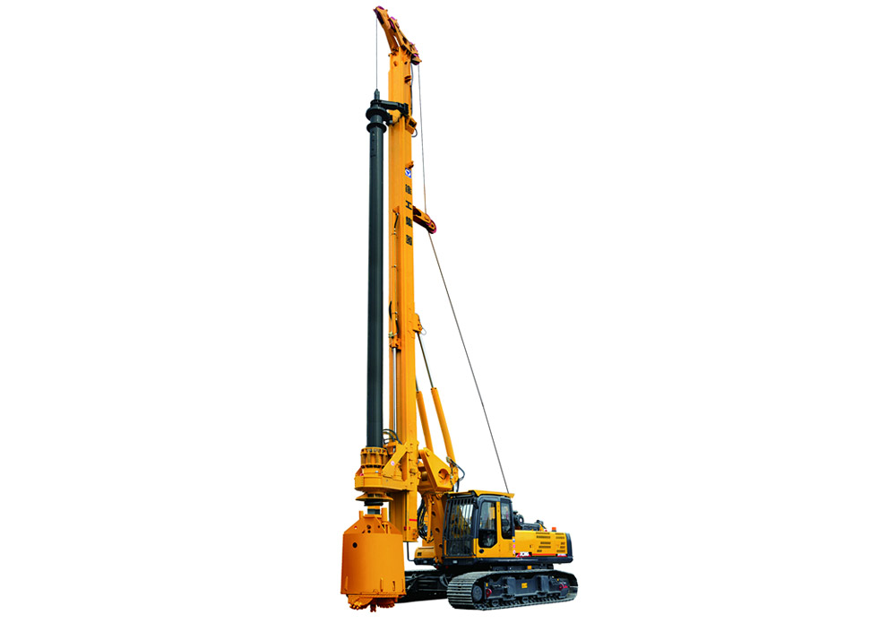 XR150DⅢ旋挖钻机