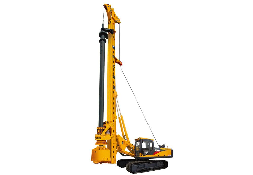 XR180D/Ⅱ旋挖钻机