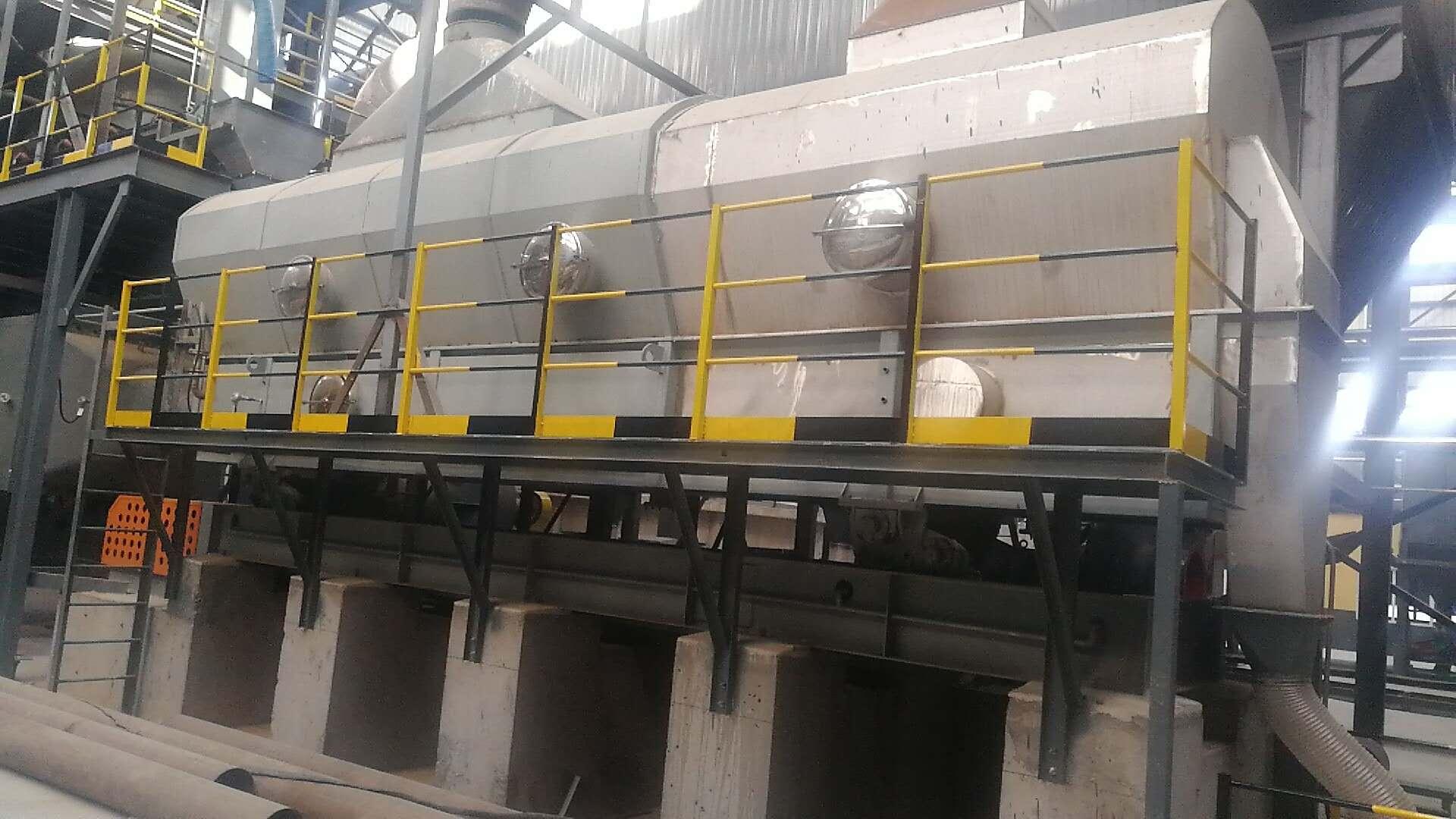 流化床干燥设备的优点和使用条件