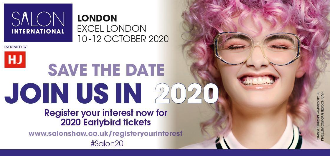 第49届英国国际美容美发展