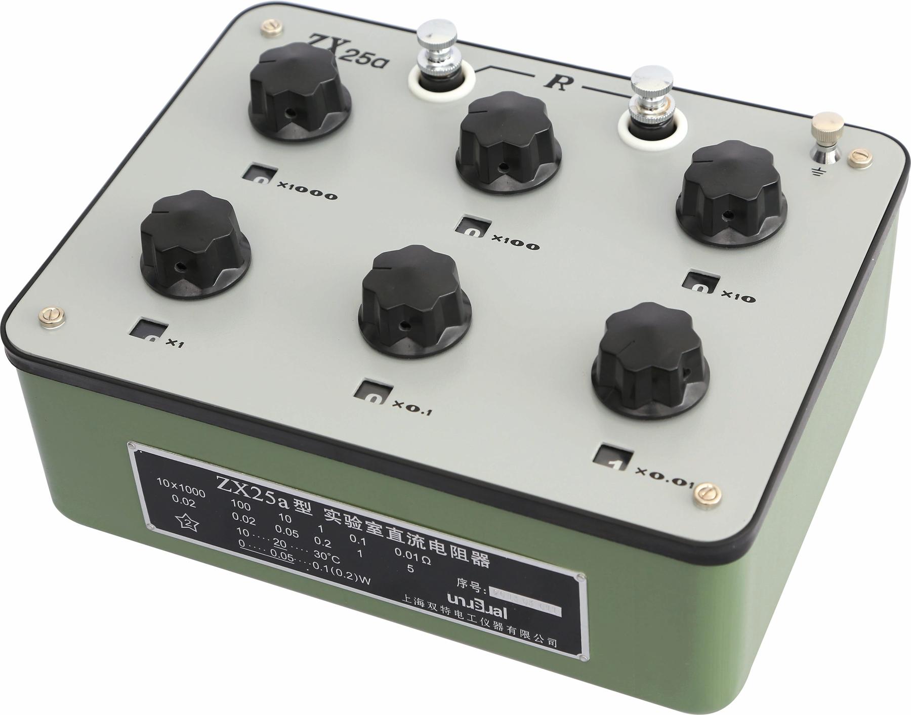 ZX25a、ZX25a-1直流电阻器